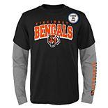 Boys 8-20 Cincinnati Bengals Tee