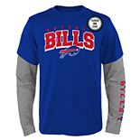 Boys 8-20 Buffalo Bills Tee