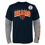 Boys 8-20 Chicago Bears Tee