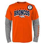 Boys 8-20 Denver Broncos Tee