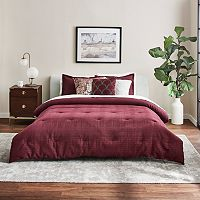 Deals on Scott Living Luxe Deco Fan Duvet Set