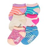 Baby / Toddler Girl OshKosh B'gosh® 6-Pack Stripe Socks