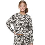 Juniors's SO® Long Sleeve Cozy Pullover Hoodie