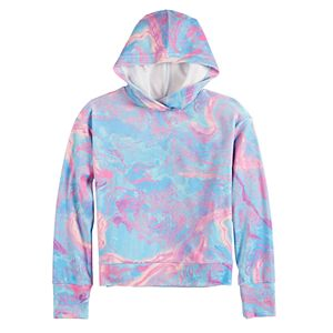 Girls 6-20 SO® Velour Hoodie