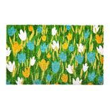 Liora Manne Natura Tulip Field Outdoor Mat