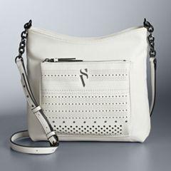 2f3351663 Womens White Crossbody Handbags & Purses - Accessories   Kohl's