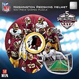 Washington Redskins 500-Piece Helmet Puzzle