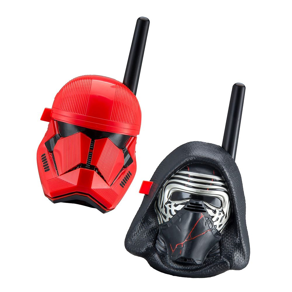 Star Wars Episode X Mid-Range Walkie Talkies by KIDdesigns