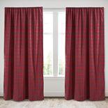 Levtex Plaid Plaid Window Curtain