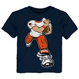 Toddler Boy Chicago Bears Yard Rush Tee