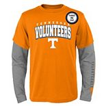 Boys 8-20 Tennessee Volunteers Combo Tee Set