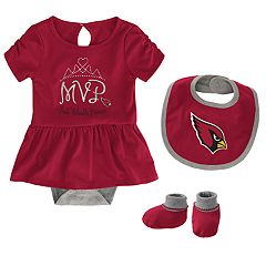 low priced 11450 038ee Arizona Cardinals Baby Clothing | Kohl's