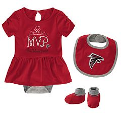 info for dc62a 6e8c5 Girls Atlanta Falcons Baby Clothing | Kohl's