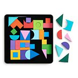 Ceaco Magna Shapes Abstract World Magnetic Puzzle