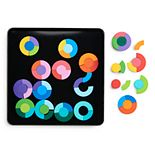 Ceaco Magna Shapes Spinning Circles Magnetic Puzzle