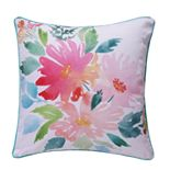 Levtex Home Majestic Screen Floral Pillow