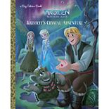 Disney's Frozen Northern Lights Kristoff's Crystal Adventure by Penguin Random House