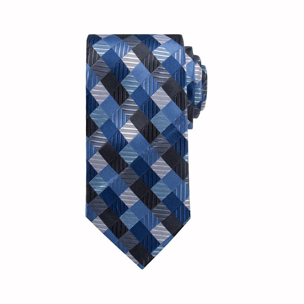 Men's Croft & Barrow® Checked Tie
