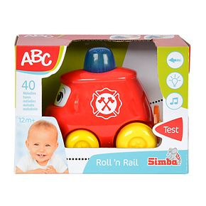 Simba ABC Wind Up Vehicle with Sound