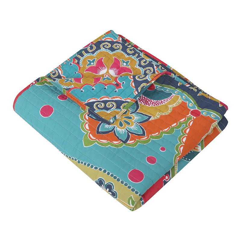 Levtex Amelie Quilted Throw