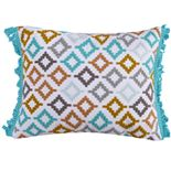 Levtex Home Cressley Embroidered Pillow