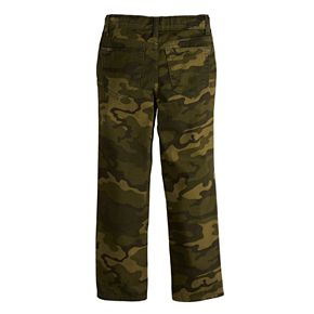 Boys 4-12 SONOMA Goods for Life? Relaxed-Fit Twill Pants