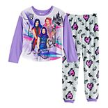 Disney's Descendants Girl's 6-14 2-piece Pajama Set