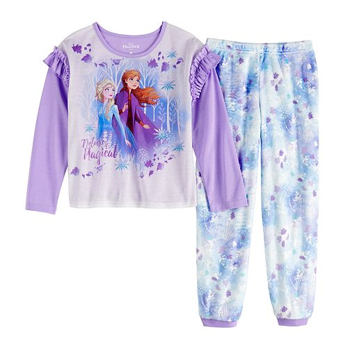Disney's Frozen 2 Magical Girl's 4-8 2-piece Set