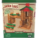 Lincoln Logs Classic Lodge Tin