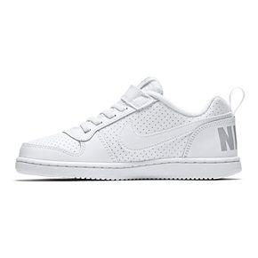 Nike Court Borough Low Pre-School Boys' Sneakers