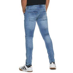 Men's Cultura Washed Super Flex Skinny Jeans