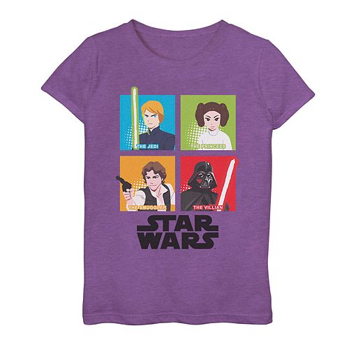Girls 7-16 Star Wars Graphic Tee