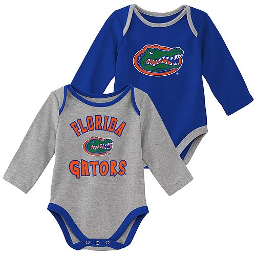 Baby Boy Florida Gators 2-Piece Trophy Creeper Set
