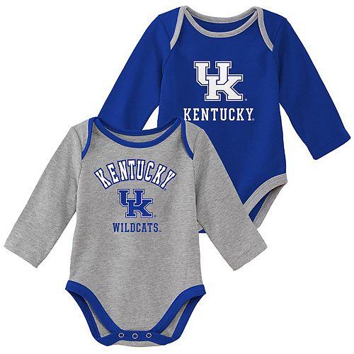 Baby Boy Kentucky Wildcats 2-Piece Trophy Creeper Set