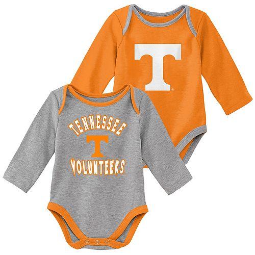 Baby Boy Tennessee Volunteers 2-Piece Trophy Creeper Set