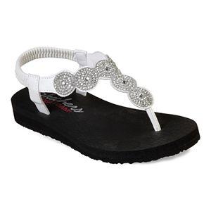Skechers Cali Meditation Evening Dew Women's Wedge Sandals