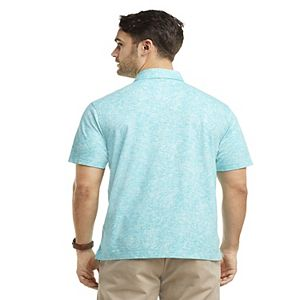 Men's IZOD Dockside Saltwater Classic-Fit Printed Polo