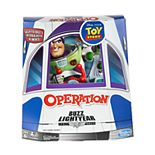 Buzz Lightyear Operation Game by Hasbro