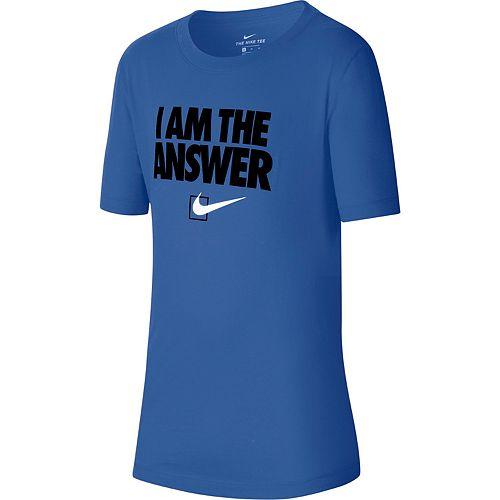 tee shirt nike 8 ans