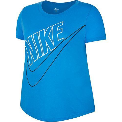 Women's Plus Size Nike Futura Tee