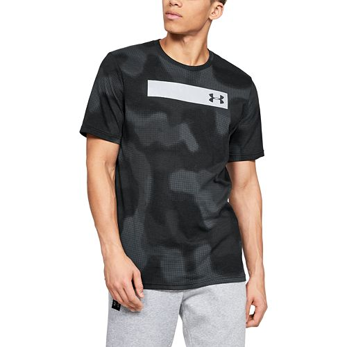 Men's Under Armour Printed Bar T-Shirt