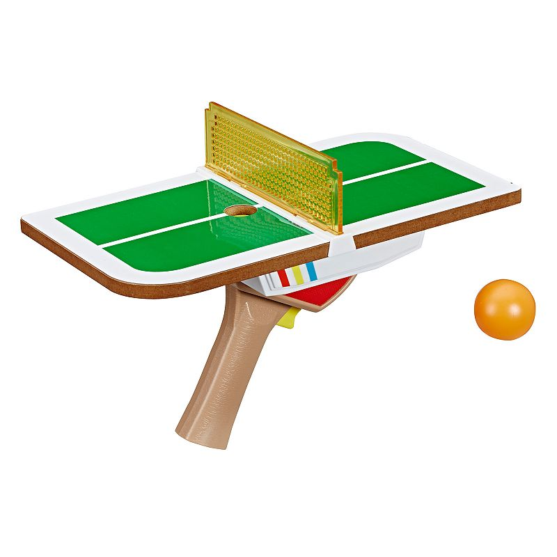Tiny Pong Solo Table Tennis Kids Electronic Handheld Game by Hasbro
