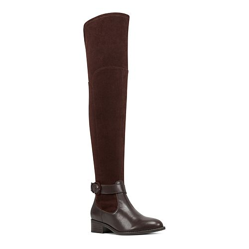 Nine West Nacoby Women's Over The Knee Boots
