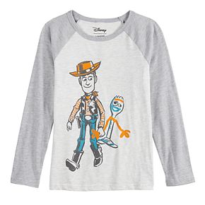 Disney / Pixar Toy Story Boys 4-12 Woody Graphic Tee by Jumping Beans®