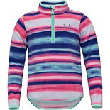Baby Girl Under Armour 1/4-Zip Fleece Pullover
