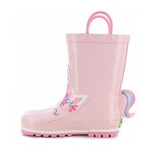 Western Chief Unity Unicorn Girls' Waterproof Rain Boots