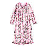 Girl's 4-10 Hello Kitty Granny Nightgown