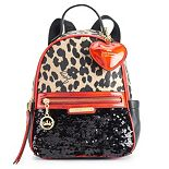 Juicy Couture Clashing Hearts Backpack