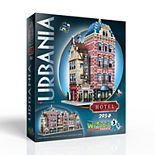 Wrebbit - Urbania Collection Hotel 295-piece 3D Puzzle