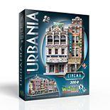 Wrebbit Urbania Collection Cinema 300-piece 3D Puzzle